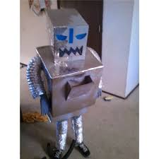 Halloween Costumes Robot 5 Recycled Halloween Costume Ideas Adults Kids