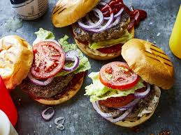 cuisine burger the burger recipe myrecipes