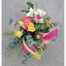 composition florale avec des roses composition florale originale basse munier fleurs