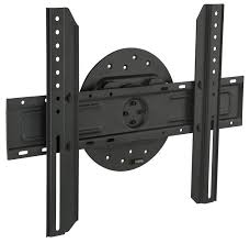60 Inch Flat Screen Tv Wall Mount Amazon Com Mount It Tv Wall Mount Landscape To Portrait Rotation