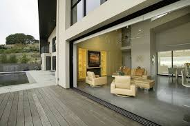 Open Patio Designs Home Designs Open Patio Custom Home In Sonoma Sustainable