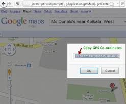 map using coordinates get gps coordinates of any location using maps easily