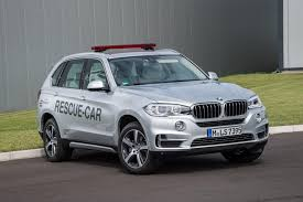 green bmw x5 bmw x5 40e formula e rescue vehicle images bmw is the official
