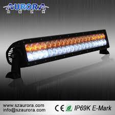 20 inch dual color led light bar led lights for sale
