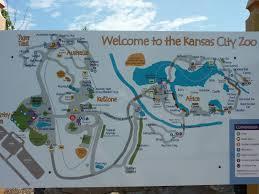Kansas City Map Kansas City Zoo Map Afputra Com
