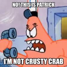 Patrick Memes - no this is patrick memes