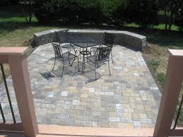 Patio Stones Canada Decor In Square Quadral Slab Patio Stone Lowes Canada Ideas