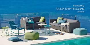 All Weather Wicker Outdoor Furniture Terrain - casa design outdoor