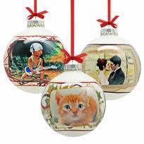 personalized photo ornaments