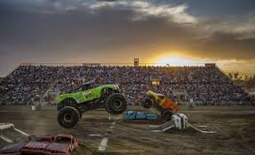 show monster trucks twin beats twin for monster truck win southern idaho local news