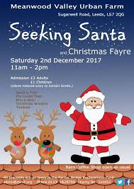 Seeking Who Is Santa Seeking Santa And Fayre In Leeds