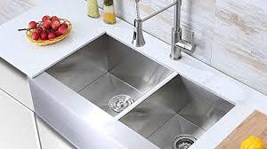 33 inch farmhouse kitchen sink 60 40 farmhouse sink store