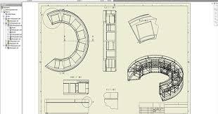 improved productivity for bespoke furniture design furniture