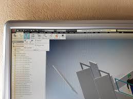 afficher la m sur le bureau forum inventor je n arrive plus à mettre ma barre d icone en haut de
