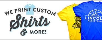 rapid print custom t shirts apparel home
