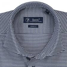 extra long navy blue pdp monti dress shirt by sleeve7