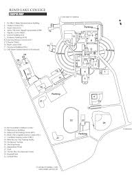 campus map rend lake college