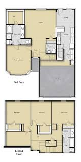 2 story floor plan 4 br 2 5 ba 2 story floor plan house design for sale houston tx