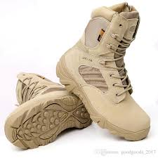light brown combat boots delta high quality ultra light breathable tactical boots mens police