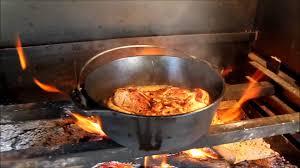 feu de cuisine cuisiner au feu de bois inferno