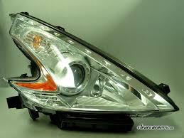 nissan 370z led headlights 09 xx nissan z34 370z fairlady z u2014 ultra led headlights