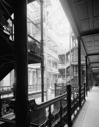 the good kind the bradbury building there are two types of