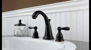 delta windemere the best bathroom faucets youtube
