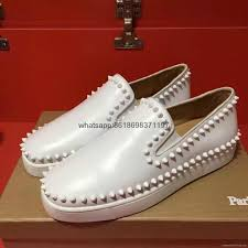 christian louboutin men u0027s shoes sale cl men u0027s red bottom sneakers
