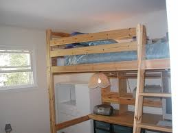 full size loft bed frame ideas raindance bed designs