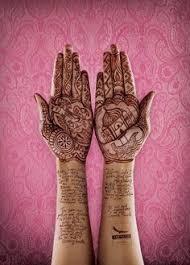 heena mehandi design intriguing map on hands in henna skin art