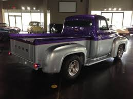 ford 1954 truck 1954 used ford f 100 pro touring resto mod rod at dixie