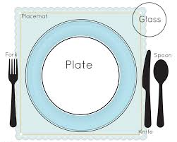 Formal Dinner Place Setting Simple Dinner Setting Crowdbuild For