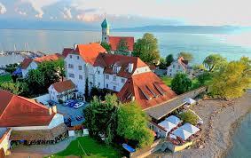 Strandbad Bad Schachen Schloss Hotel Wasserburg