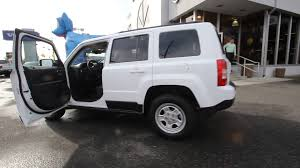 jeep patriot white ed617364 2014 jeep patriot sport rairdondcjbellingham white