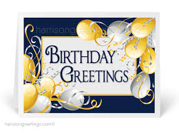 business birthday cards business happy birthday cards 3874 custom invitations and