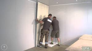 How To Lay Laminate Flooring Youtube Shower Wall Panels How To Install Aquabord Laminate Panels By