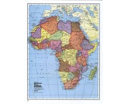 Map Of Africa Political by Maps Of Africa And African Countries Political Maps Road And