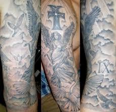 the 25 best christian sleeve tattoo ideas on pinterest tattoo