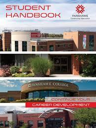 fanshawe college student handbook pdf student financial aid in