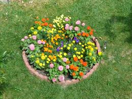 small round flower bed with flowers for garden design newest small round flower bed with flowers for garden design newest