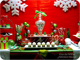 christmas candy buffet ideas cupcake wishes birthday dreams snowflakes