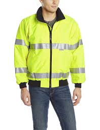 high visibility waterproof cycling jacket charles river apparel men u0027s signal hi vis waterproof jacket at