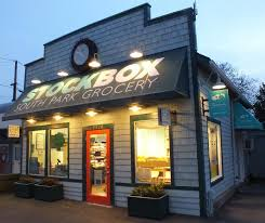 commercial outdoor lighting fixtures gooseneck barn lights customized for local seattle grocery blog