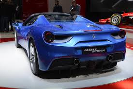 lifted ferrari 2015 ferrari 488 spider