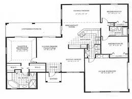 simple floor plans open house house floor plan design simple open