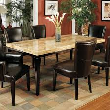 6ft Round Dining Table Excellent Decoration Travertine Dining Table Gorgeous Inspiration