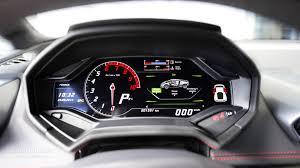 Lamborghini Veneno Dashboard - lamborghini huracan lp 610 4 review autoevolution