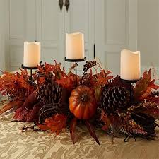 thanksgiving centerpieces for dining table