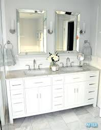 double mirrored bathroom cabinet double bathroom cabinets gilriviere