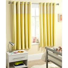 Yellow And Grey Curtain Panels 3 Tips To Order Yellow Curtain Panel For Window Altadyn